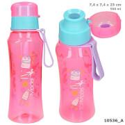 Depesche 10536 TOPModel Trinkflasche, pink