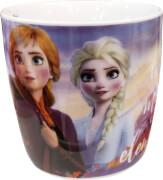 Disney Eiskönigin 2 - Tasse Eiskönigin 2 Anna & Elsa 250ml