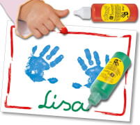 Infant Art - Body Stamper