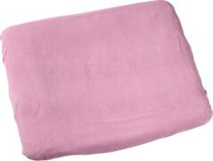Frottee-Bezug f. Wickelauflage, soft pink