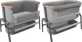 Maxi-Cosi Beistellbett ''IORA'', essential grey