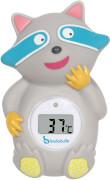 Bade-Thermometer Waschbär