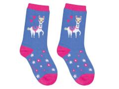 Sweety Socks Lama blau 27/30