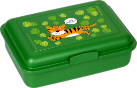 Kleine Butterbrotdose Tiger  Kleine Freunde