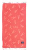 Hamam Strandtuch C'est la vie (ca.100 x 180 cm)