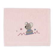 Sterntaler Kinderhandtuch Mabel zartrosa