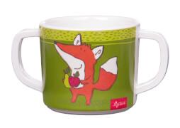 Sigikid 25020 Melamin Tasse Forest Fox