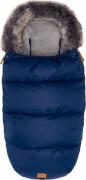 Winterfußsack Manaslu Polyester blau