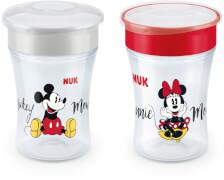 NUK Disney Mickey Mouse Magic Cup, sort.