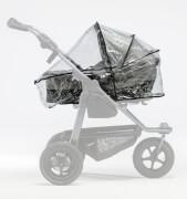 Regenschutz - mono - Kombi Kinderwagen