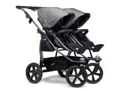 TFK duo - Kombi Kinderwagen mit Luftkammer Radset