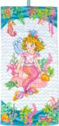 Zauberhandtuch Prinzessin Lillifee Meerjungfrau