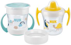 NUK MINI CUPS SET 3in1 NEUTRAL