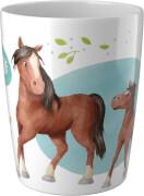 HABA Becher Pferde