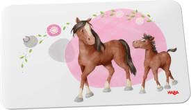 HABA Brettchen Pferde