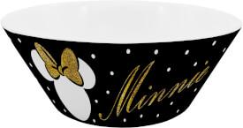Müslischale Minnie gold glitzer 400ml