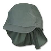 Sterntaler Schirmmütze m. Nackenschutz dunkelgrün Gr.49