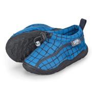 Sterntaler Aqua-Schuh blau Gr.21/22