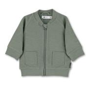Sterntaler Baby-Jacke dunkelgrün Gr.80