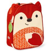Zoo isolierte Lunchbag Fuchs