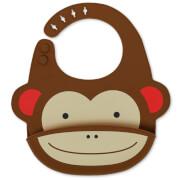Zoo Lätzchen Affe