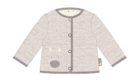 Sterntaler Baby-Jacke Pauline ecru Gr. 50