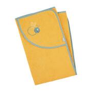 Sterntaler Badetuch 100x100 Ben gelb