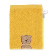 Sterntaler Waschhandschuh Ben gelb