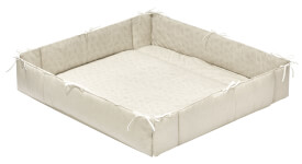 ALVI Laufgittereinlage Organic Cotton Starfant 70 und 100