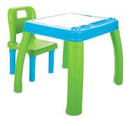 JAMARA 460721 Kindersitzgruppe Lets Study blau