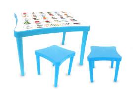 JAMARA 460735 Kindersitzgruppe Easy Learning 3tlg. Blau
