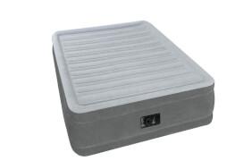 INTEX Luftbett ''DuraBeam ComfortPlushElevated'' mit 220V Pumpe, Twin, Aufbewahrung-Tasche