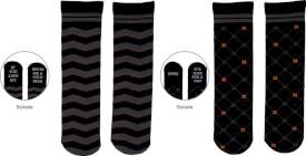 Socken COLD FEET 2.0 Urban&Gray (one size/Gr.43-46), sortiert