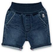 Sigikid Jeans Bermuda, Baby, blau, Gr.92
