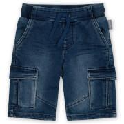 Sigikid Jeans Bermuda, Mini, blau, Gr.122