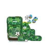 ergobag cubo Schulranzen-Set ElfmetBär