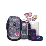 ergobag pack Schulrucksack-Set Bärlaxy