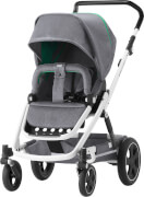 BRITAX GO NEXT 2 & Prambody Dynamic Grey/White