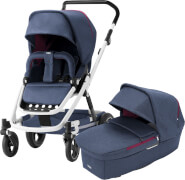 BRITAX GO NEXT 2 & Prambody Oxford Navy/White