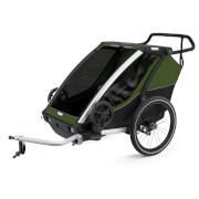 Thule Chariot Cab 2 - Cypress Green