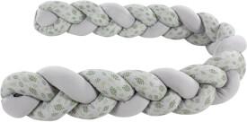 ALVI Nestchenschlange geflochten Organic Cotton Drifting Leaves, 180