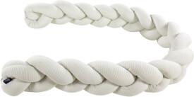 ALVI Nestchenschlange geflochten Organic Cotton Smoky Stripe, 180
