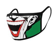 Mund-Nasen-Bedeckung Joker Face