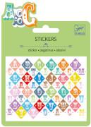 Mini Stickers Saloon (MQ12) SV
