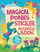Magical Ponies Sticker Activity Book SV