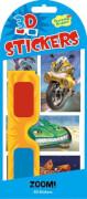 Zoom 3D Stickers (MQ12) SV