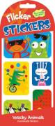 Wacky Animals Wackelbild Stickers (MQ12) SV
