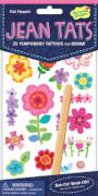 Fun Flowers Jeans Tattoos (MQ12) SV