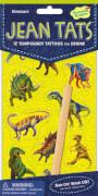 Dinosaurs Jeans Tattoos (MQ12) SV