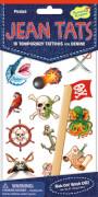 Pirates Jeans Tattoos (MQ12) SV